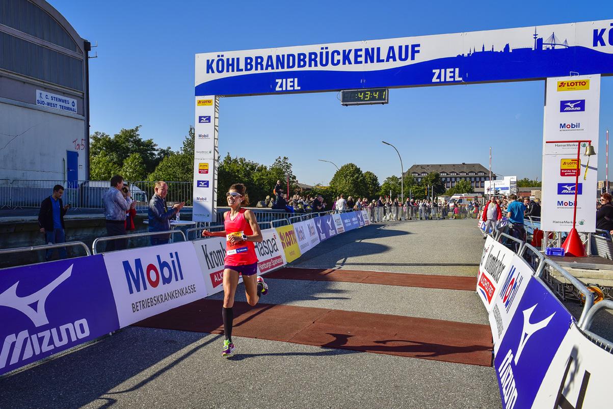 Andrea Diethers: Vom KBL zum Frankfurt Marathon