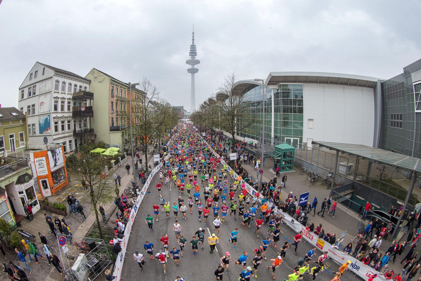 Marathon Hamburg 2015