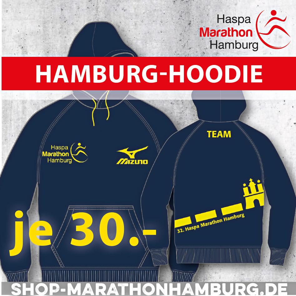 Hamburg-Hoodie