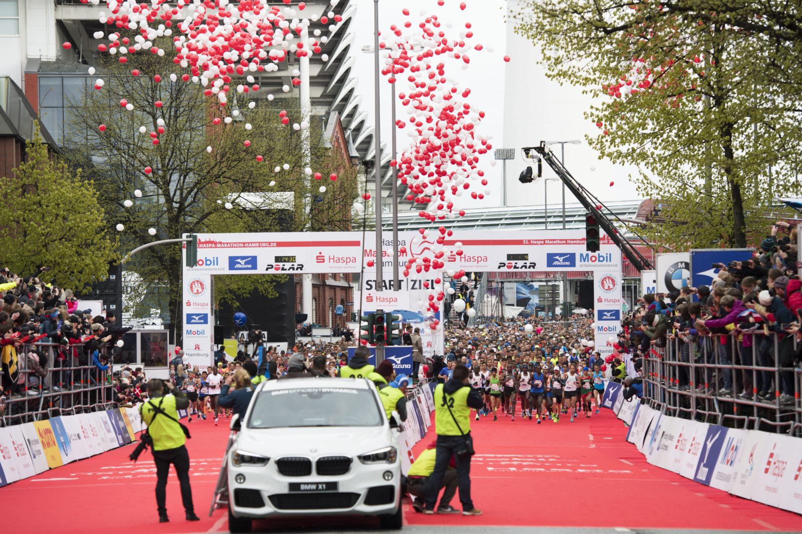 Marathon: Hamburg Marathon 2017